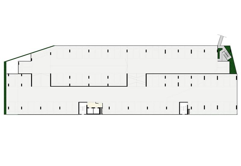Elio Del Nest Floor Plan อาคาร H ชั้น 4
